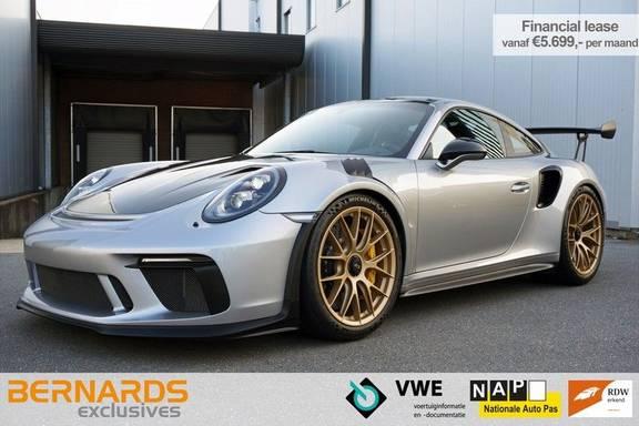 Porsche 911 991 GT3 RS 4.0 *Weissach *Magnesium velgen *Bose