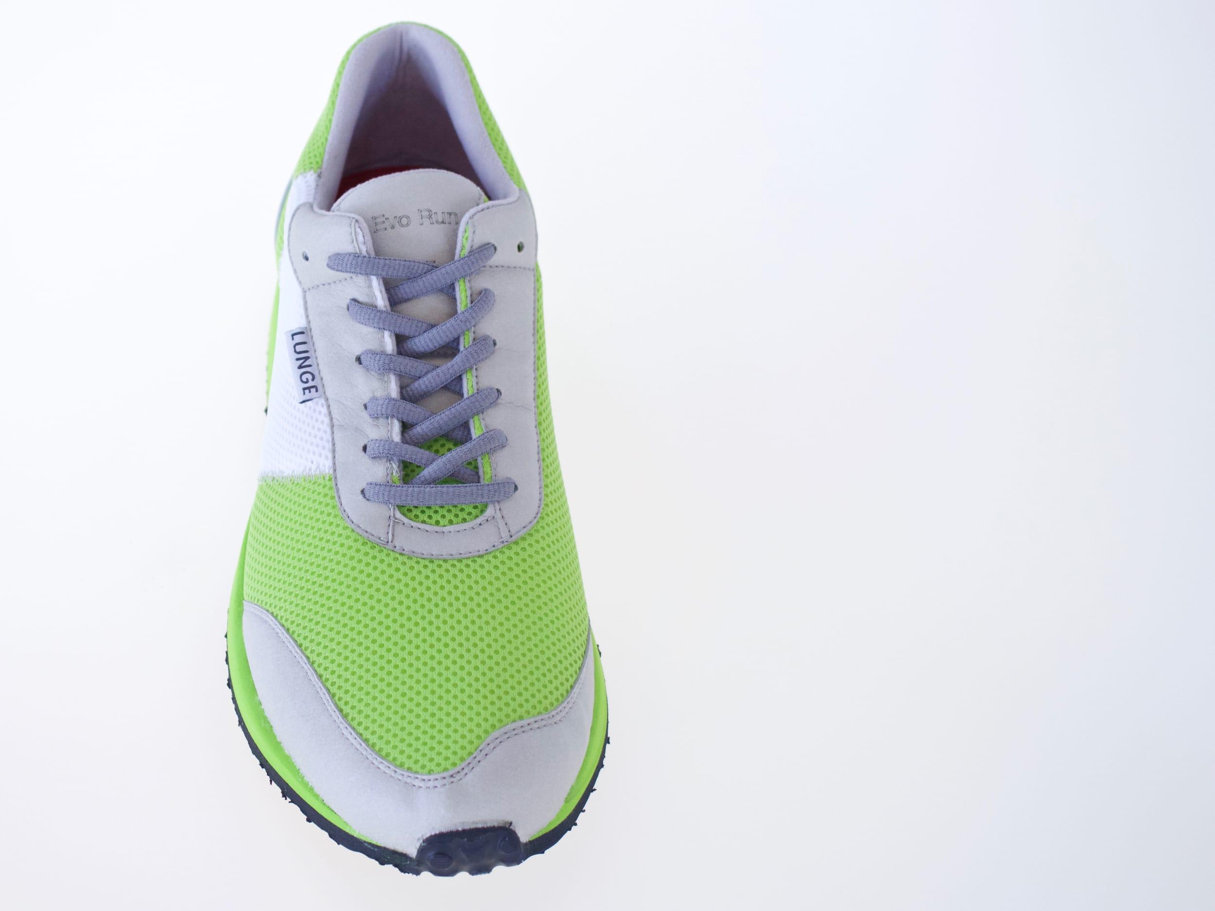 Evo Run (Grün/Weiß/Hellgrau)