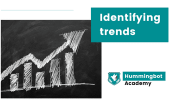 Identifying trends