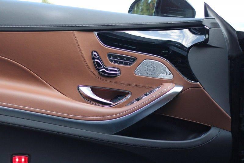 Mercedes-Benz S-Klasse Cabrio 560 Premium Plus AMG-pakket, Burmester, 360 camera, Alcantara hemel, Stoelkoeling afbeelding 18