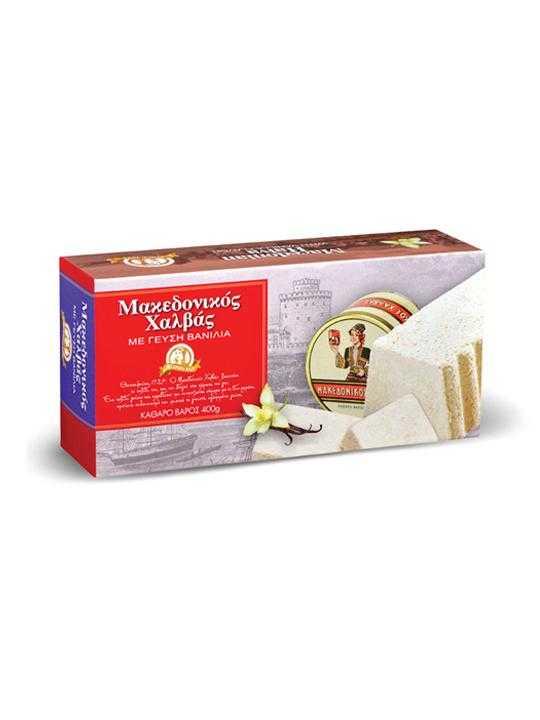 Mazedonische Halvas mit Vanille- 400g