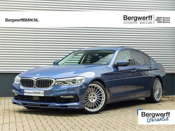BMW 5 Serie ALPINA B5 Bi-Turbo - Sperre - Sport Brakes - Night Vision