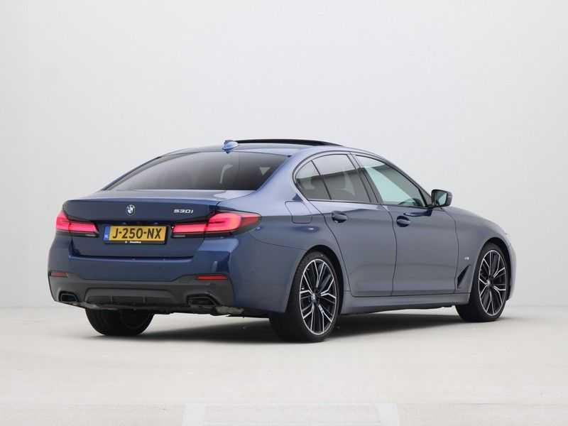 BMW 5 Serie Sedan 530i High Executive M-Sport Automaat afbeelding 3