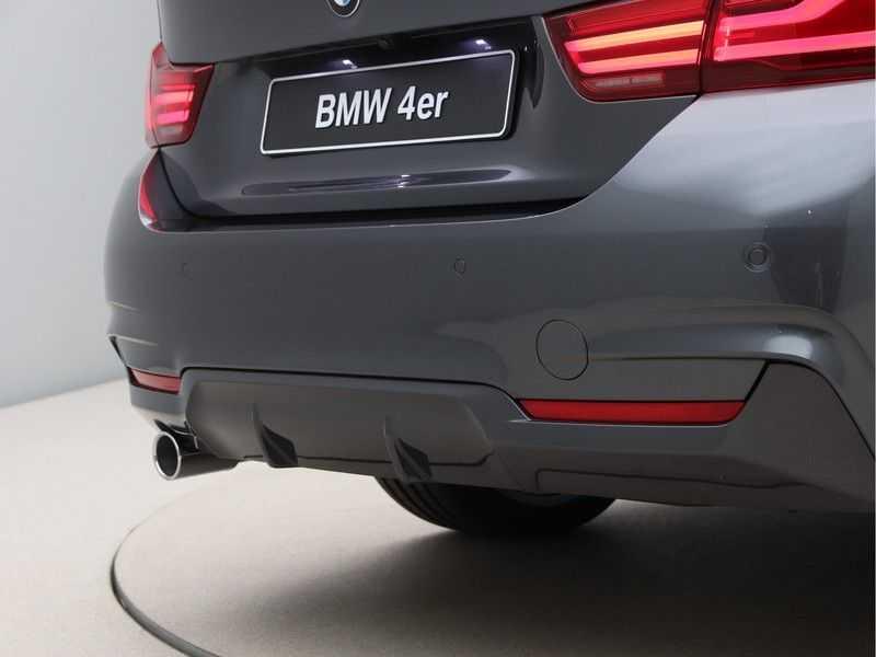 BMW 4 Serie Gran Coupé Exe. M-Sport 418i afbeelding 20