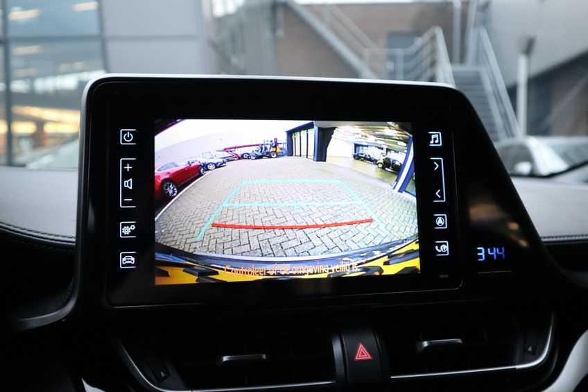"""Toyota C-HR 1.8 Hybrid Navigatie Camera 17""""LM afbeelding 12"""