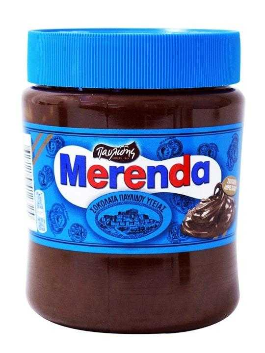 Pâte à tartiner MERENDA chocolat noir - 360g