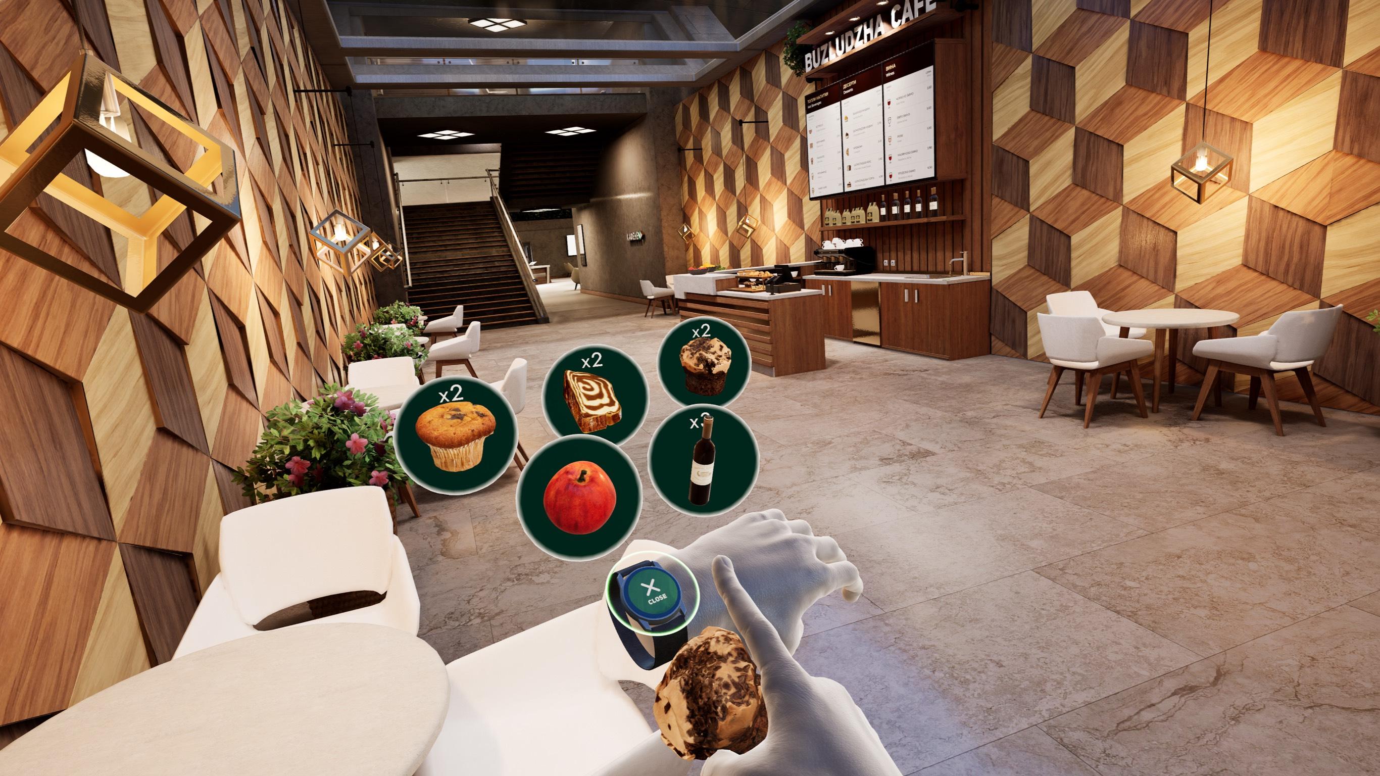 Buzludzha VR Cafe