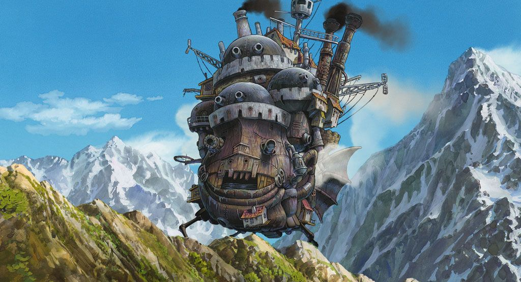"""Lessons from """"Howl's Moving Castle"""": Defense through Agility"""