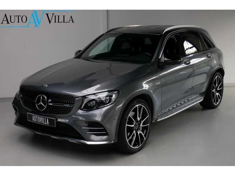 Mercedes-Benz GLC 43 AMG 4MATIC