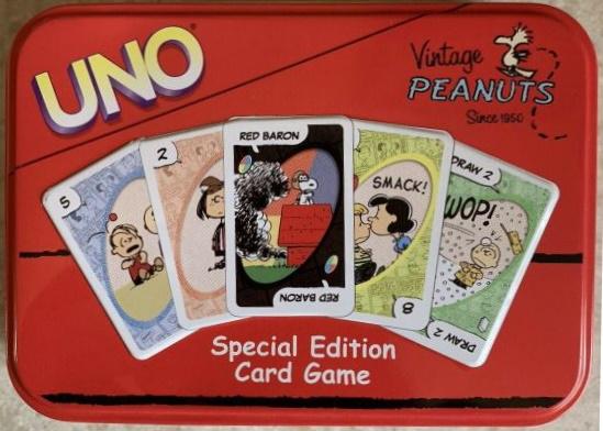 Peanuts Uno (2005)
