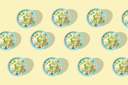 12 increíbles beneficios del arroz para la salud - Featured image
