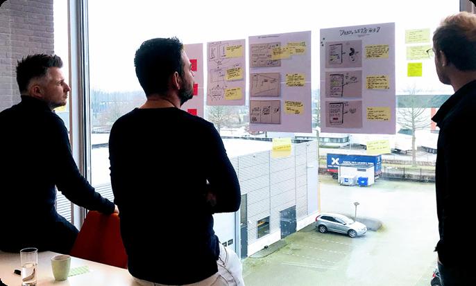 Design Sprints Overheid