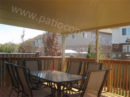 Insulated Awning