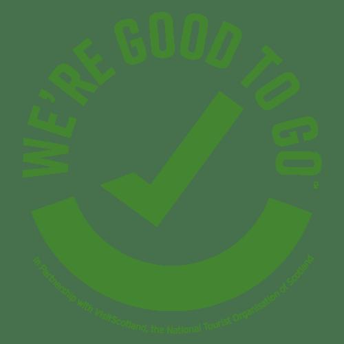 Good To Go Scotland Logo
