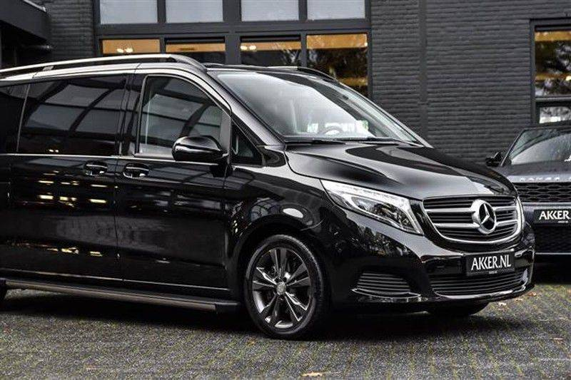 Mercedes-Benz V-Klasse V250D LANG VIP TV+4X CAPTAIN SEATS+CAMERA afbeelding 13