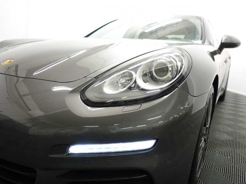 Porsche Panamera 3.0 S E-Hybrid 334pk Turbo Sport Uitv! Leer, Schuifdak, Navi, Xenon Led afbeelding 24
