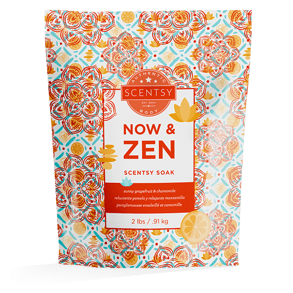 Now & Zen Scentsy Soak