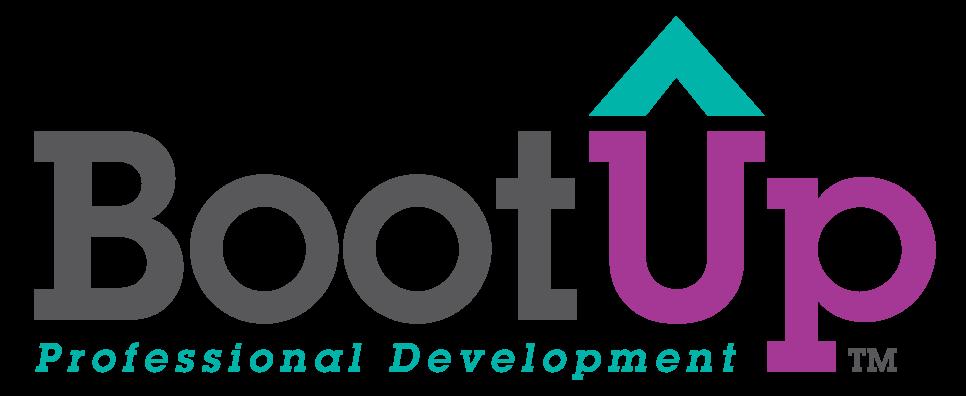 BootUp Professional Development Logo