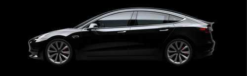 Coût fiscal d'une Tesla 3 pour l'entreprise