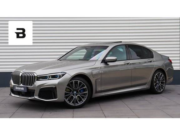 BMW 7 Serie 745e High Executive Bowers & Wilkins, Laserlight, Head Up