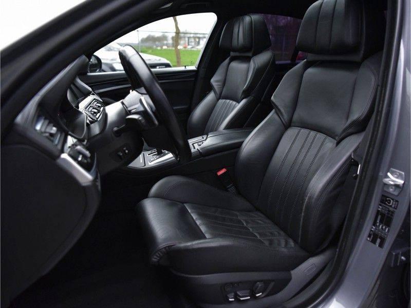 BMW 5 Serie M5 560pk DKG Pano B&O HUD Leder-dash Soft-Close Alcant.Hemel afbeelding 4