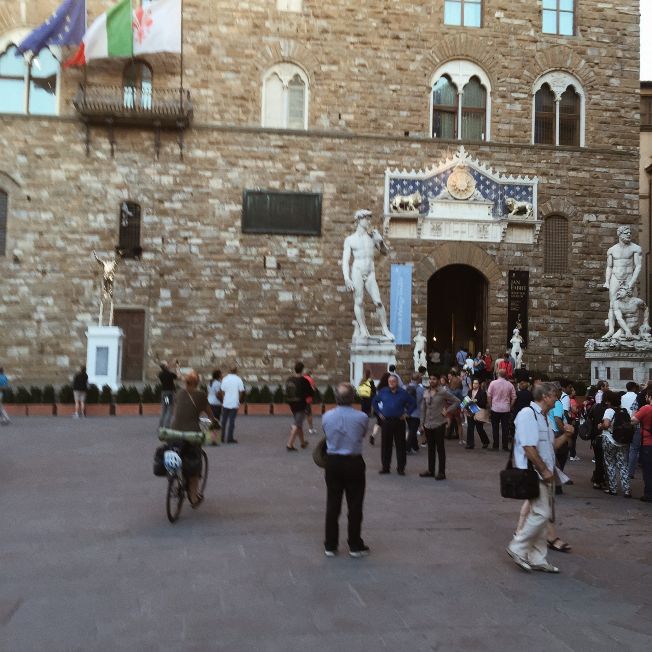 Day 19 i 20:Florence - Venice