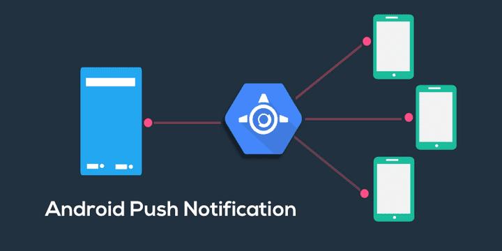 Android Push Notification โดยใช้ App Engine Template