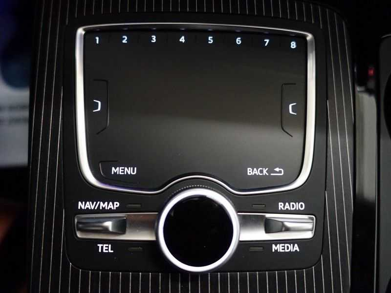 Audi Q7 3.0 TDI e-tron 374pk Quattro S-Line Autom- Bose, Virtual Cockpit, 360 Camera, Park Assist, Leer afbeelding 12