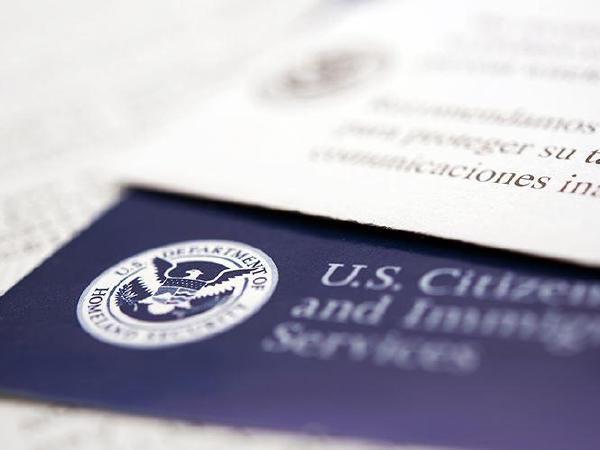이민국 노동허가 카드(EDA) 오류로 리콜 실시