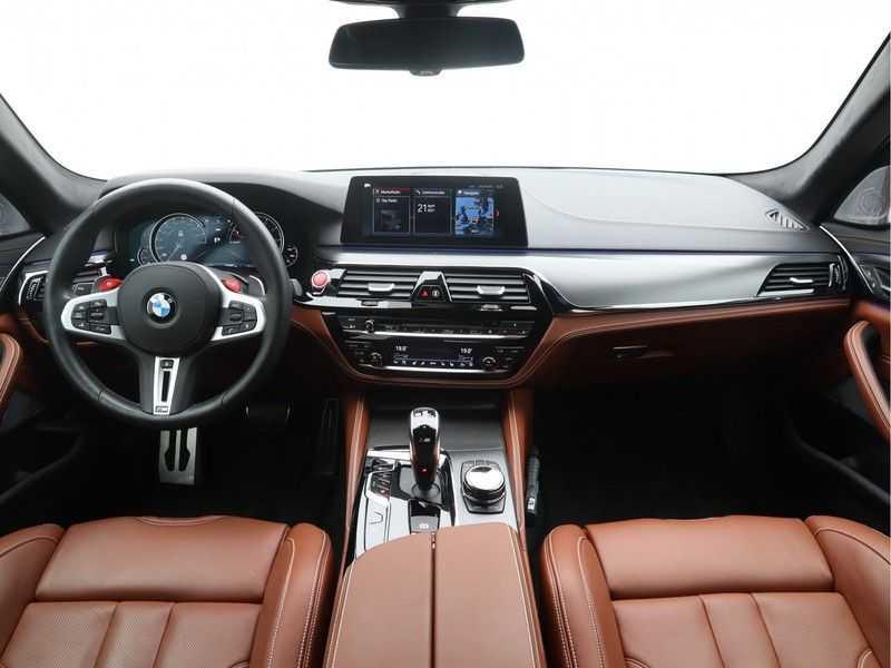 BMW M5 Individual Pure Metal Silver Nw Prijs €. 205.148.- afbeelding 7