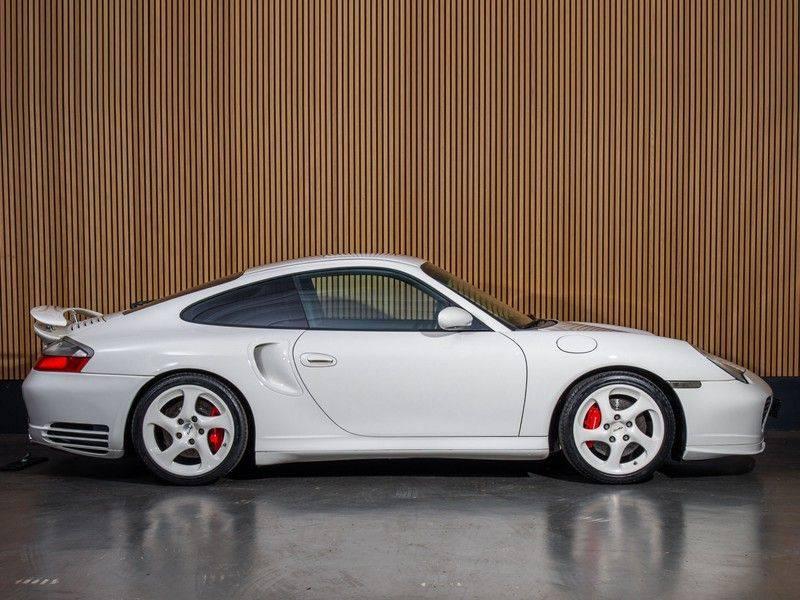 Porsche 911 3.6 COUPE TURBO afbeelding 3