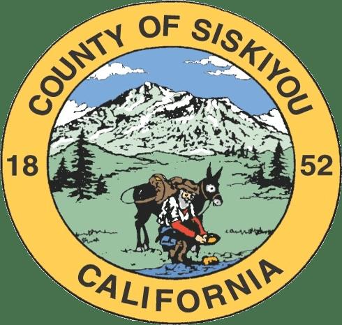 logo of County of Siskiyou