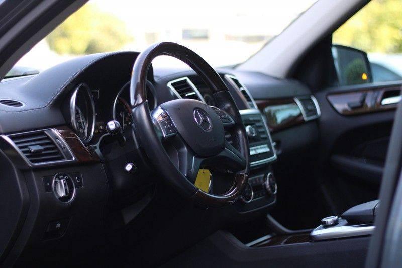 Mercedes-Benz GL-Klasse 400 4-Matic Pan.dak, 7-zits, 360 Camera afbeelding 3