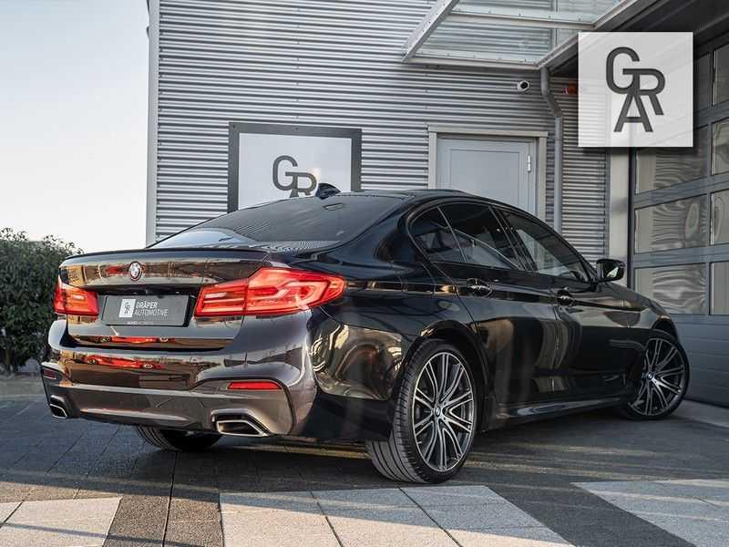 BMW 5 Serie 540i xDrive High Executive afbeelding 7
