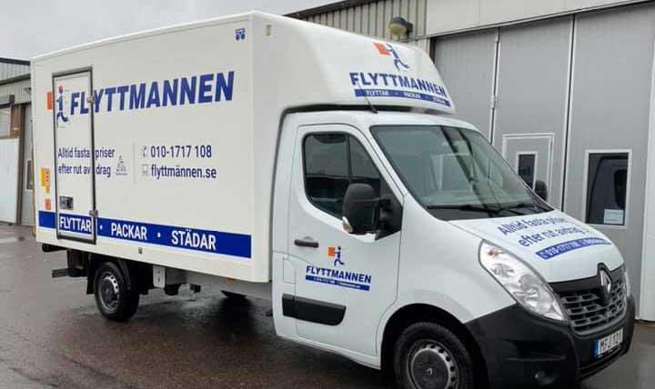 Hyr Flyttbil Göteborg
