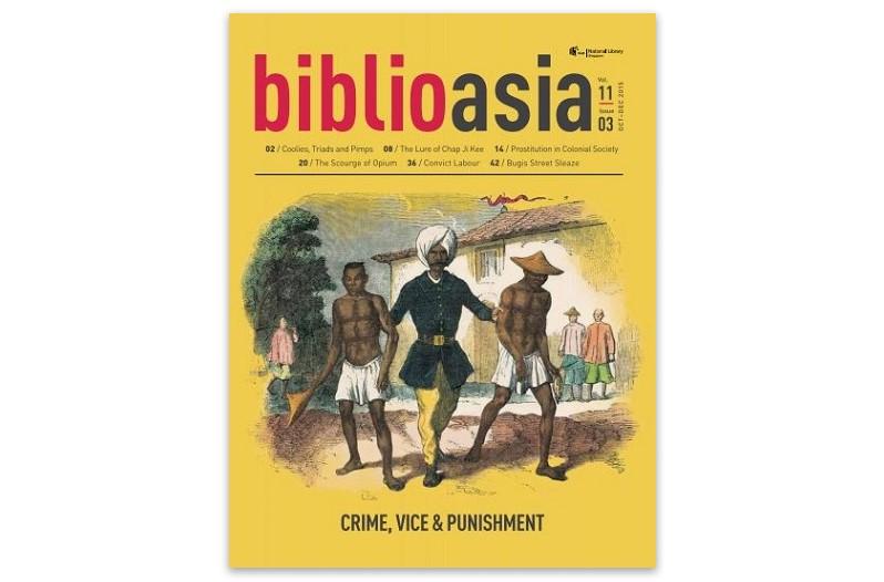 BiblioAsia 11-3 cover