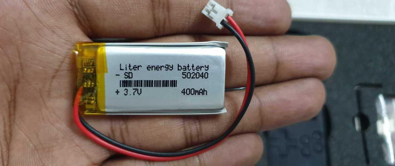 The tiny battery for TinyPi pro