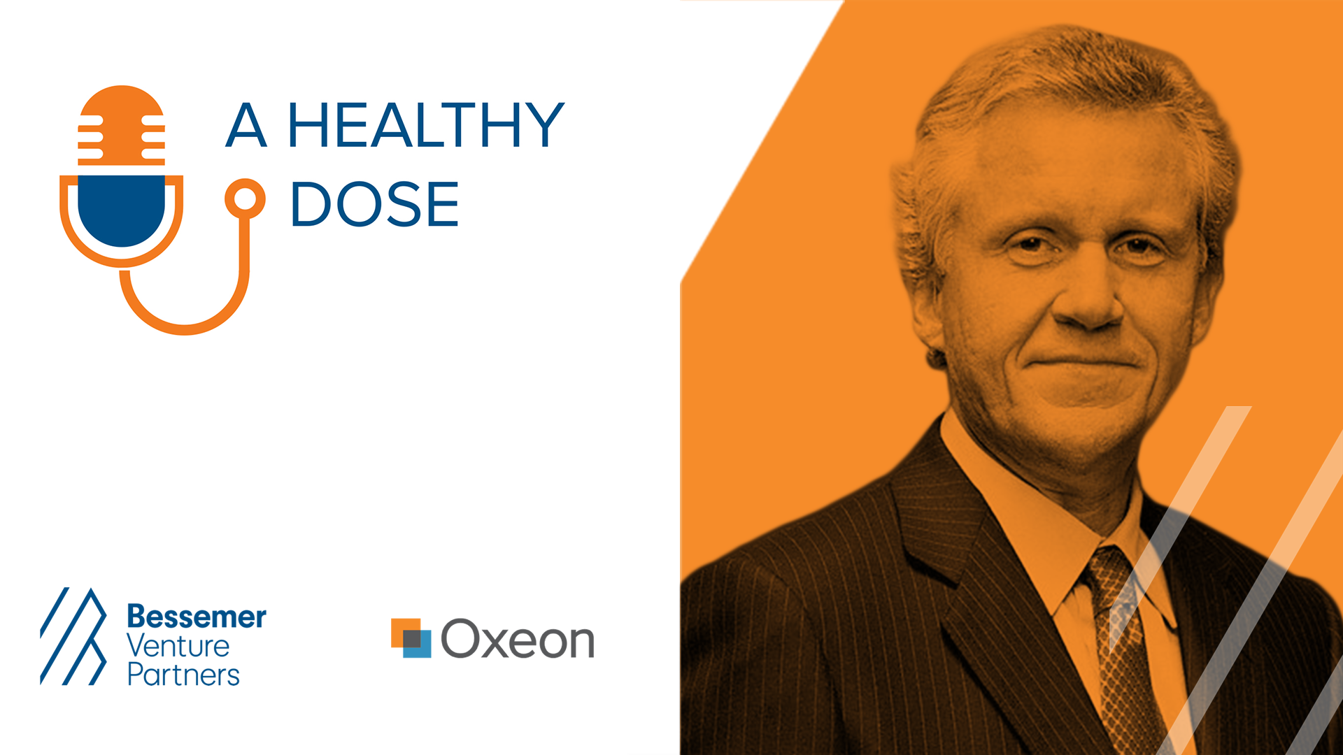 Jeff Immelt on A Healthy Dose
