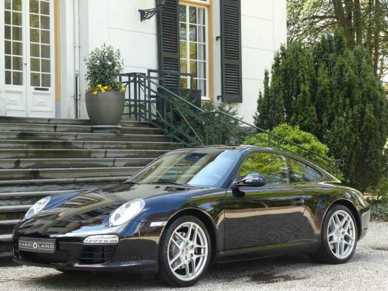 Porsche 911 3.6 Carrera, PDK