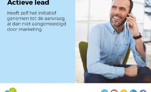 Het verschil tussen een actieve en passieve lead!