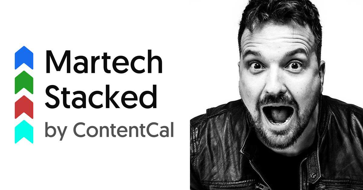 Martech Stacked Episode 2: A terrific tool to help you optimize your YouTube videos - with Mark Asquith image