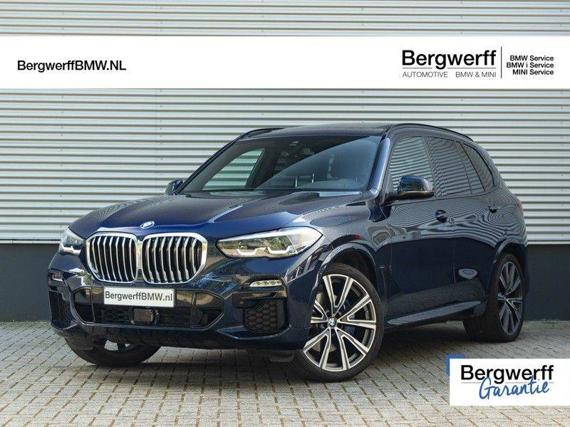 BMW X5 xDrive40i High Executive - M-Sport - 7-Zits - Luchtvering - Trekhaak - 7p afbeelding 1