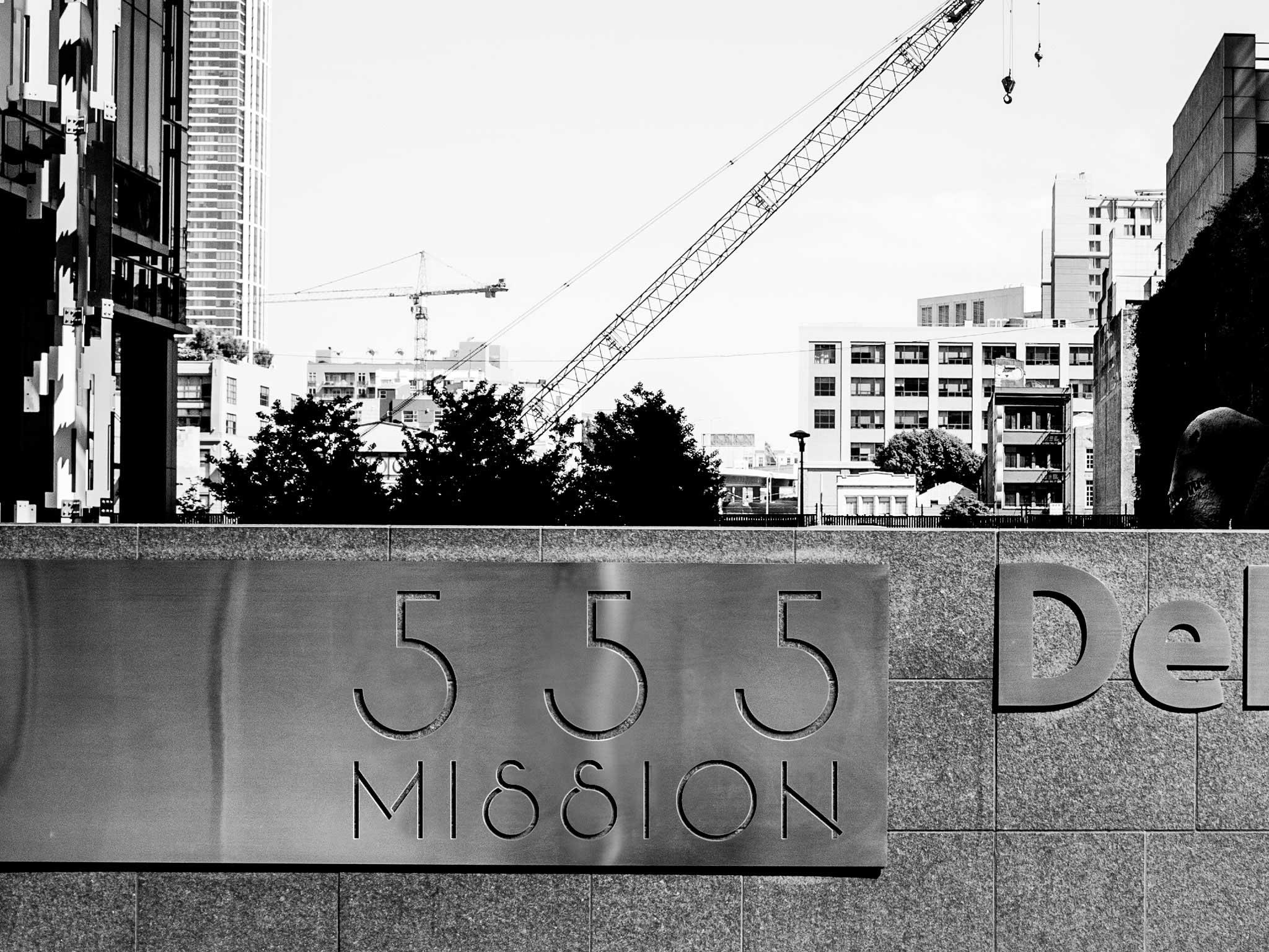 J 555 Mission composition