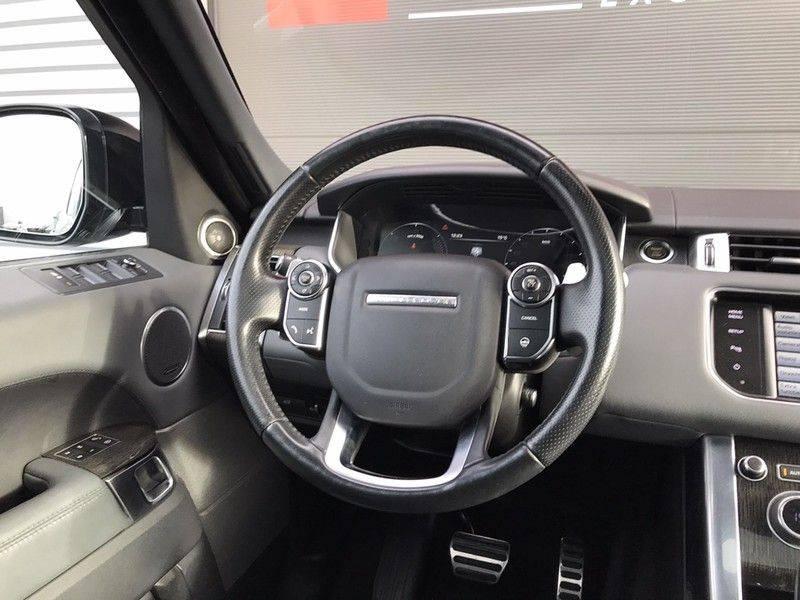 Land Rover Range Rover Sport 4.4 SDV8 HSE Dynamic 340PK Black Pack Pano Meridian Sound Virtual Cockpit Leder Navi LMV'22 BTW!! afbeelding 11
