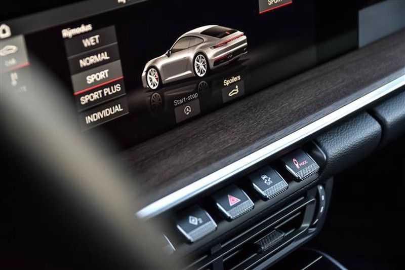 Porsche 911 4S PDCC+4WSTURING+BURMESTER NP.220K afbeelding 7