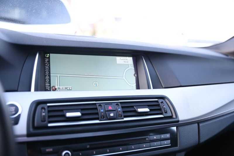BMW 5 Serie M550D Facelift afbeelding 5