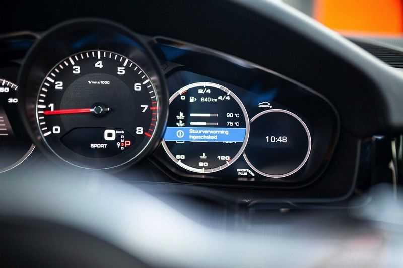Porsche Cayenne 2.9 S *Pano / BOSE / Porsche InnoDrive / HUD / Comfortstoelen 14-voudig* afbeelding 6