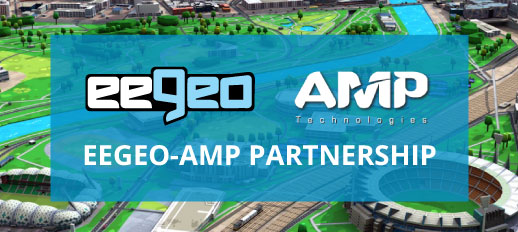eeGeo announces strategic partnership with AMP for interactive real estate 3D mapping