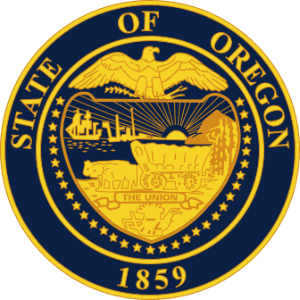 logo of State of Oregon