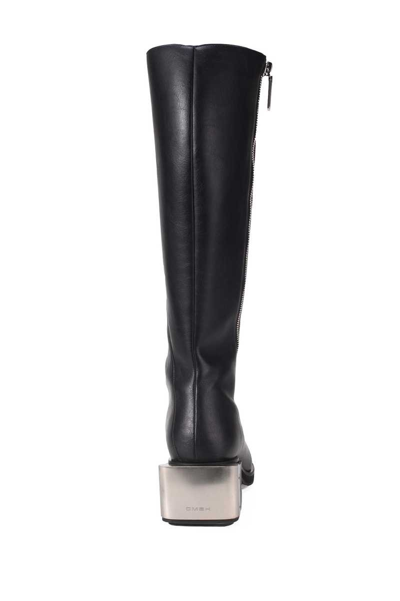 Riding boot in pleather black GmbH AW21 - 5